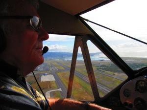 Pilot Flying...