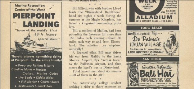 Bill Elliott - 1963 News Article