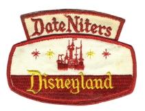 Dad's Disneyland Date Niters Patch