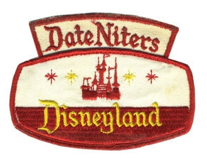 Date Niters Disneyland Patch