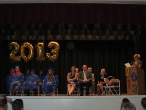 Gorman 2013 8th Grade Grads