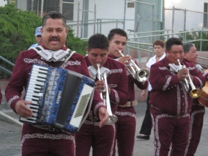 Mariachi Band, Gorman School Graduation Party 2013