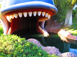 Monstro's Mouth!