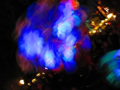 Disneyland Night Lights