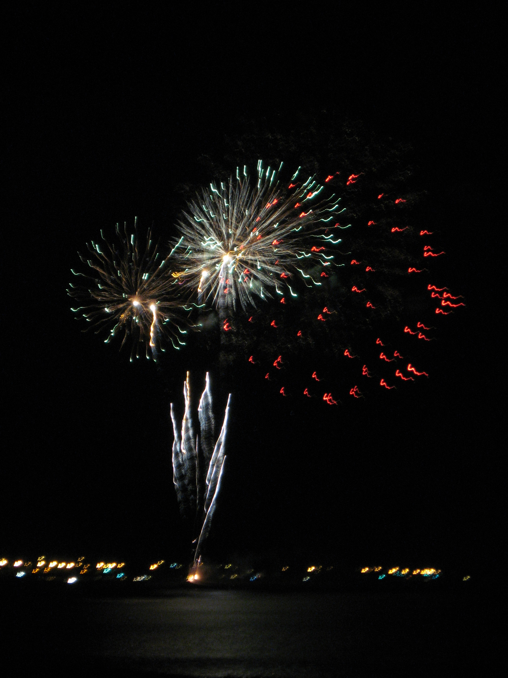 Honolulu Fireworks