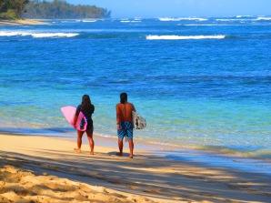 North Shore Surfers