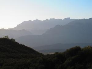 Boney Ridge, Malibu