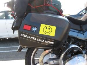 Keep Santa Cruz Weird