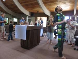 Barefoot Pastor